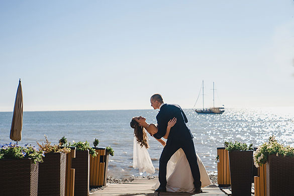 свадьба в сочи на берегу моря